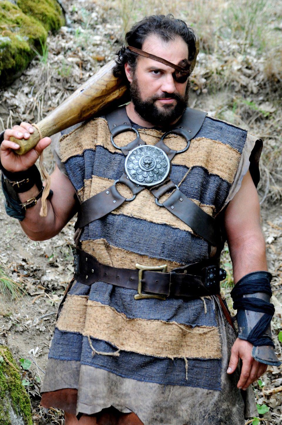 Goliath en 'Capitán Trueno y el Santo Grial' - Galería de Fotos en ...