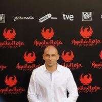José Ramón Ayerra presenta a la prensa 'Águila Roja, la película'