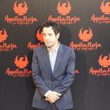Daniel Écija, en la rueda de prensa de 'Águila Roja, la película'