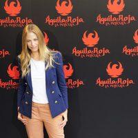 Martina Klein presenta a la prensa 'Águila Roja, la película'