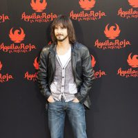 David Janer, protagonista de 'Águila Roja, la película'