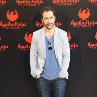 Santiago Molero en la rueda de prensa de 'Águila Roja, la película'