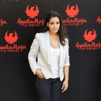 Inma Cuesta posa en el photocall de 'Águila Roja, la película'