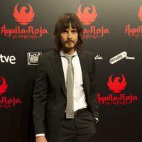David Janer posa en la premiére de 'Águila Roja, la película'
