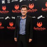 Francis Lorenzo posa en la premiére de 'Águila Roja, la película'