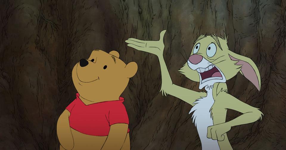 Winnie the Pooh, fotograma 3 de 13