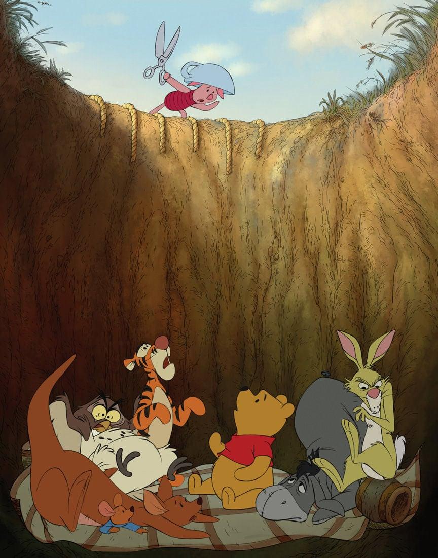 Winnie the Pooh, fotograma 1 de 13