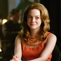 Emma Stone es Skeeter en 'The help'