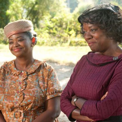 Viola Davis y Octavia Spencer en 'The help'