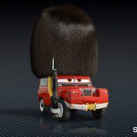 La Boda Real, versión 'Cars 2'