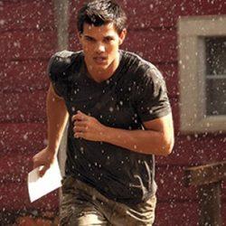 Jacob corre bajo la lluvia en 'Amanecer: Parte 1'