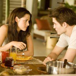 Edward y Bella de luna de miel en 'Amanecer: Parte 1'