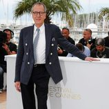 Geoffrey Rush en el Festival de Cannes 2011
