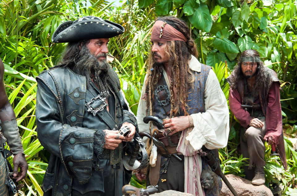 Piratas del Caribe: En mareas misteriosas, fotograma 42 de 86
