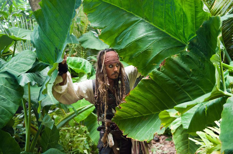 Piratas del Caribe: En mareas misteriosas, fotograma 43 de 86