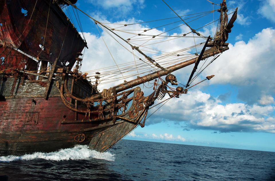 Piratas del Caribe: En mareas misteriosas, fotograma 51 de 86