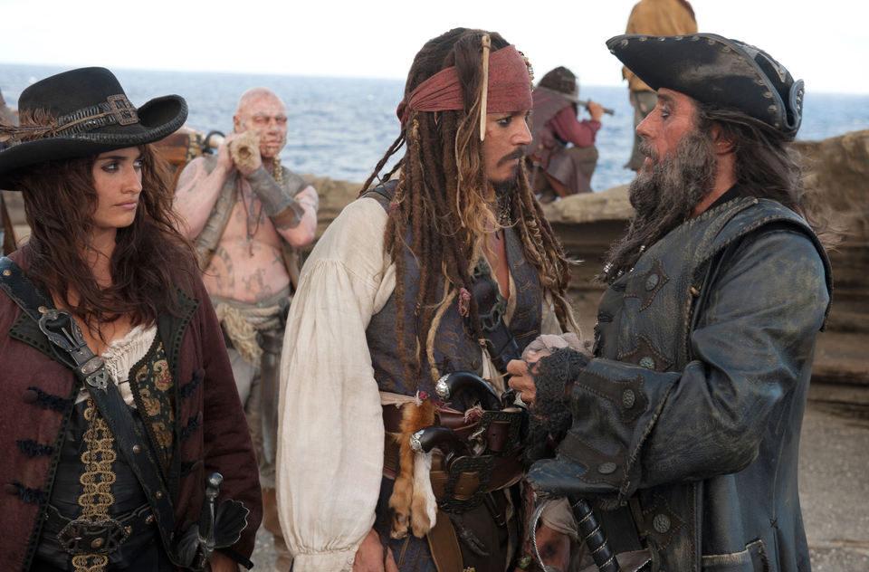 Piratas del Caribe: En mareas misteriosas, fotograma 55 de 86