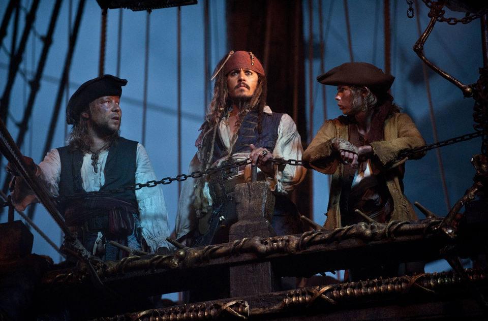 Piratas del Caribe: En mareas misteriosas, fotograma 57 de 86