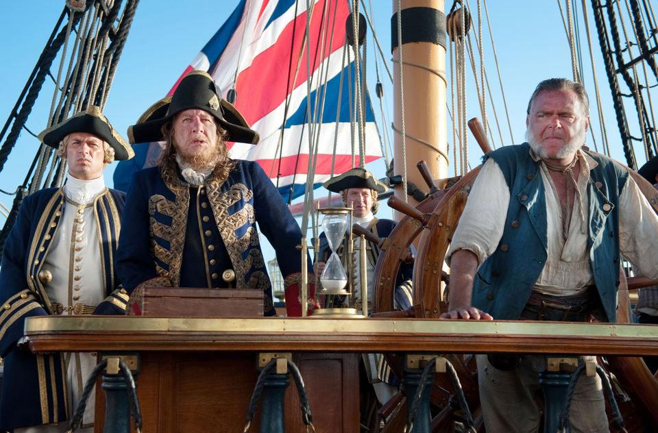 Piratas del Caribe: En mareas misteriosas, fotograma 58 de 86