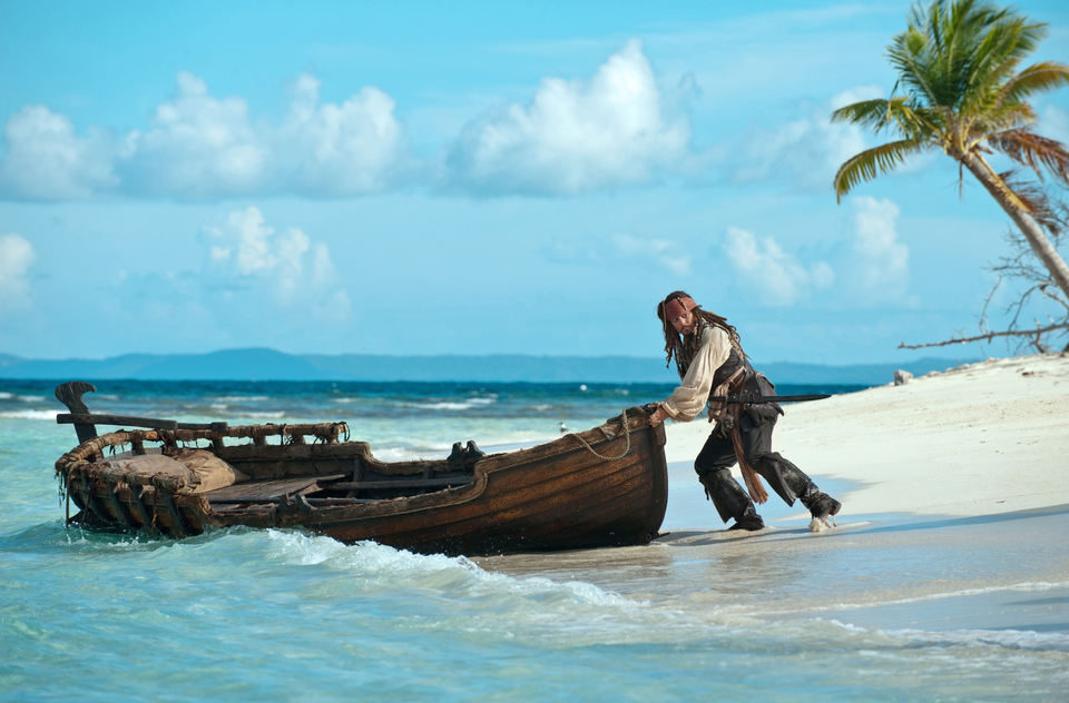 Piratas del Caribe: En mareas misteriosas, fotograma 59 de 86