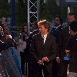 Jerry Bruckheimer llega a la premiére madrileña de 'Piratas del Caribe'