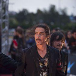 Óscar Jaenada asiste a la premiére de 'Piratas del Caribe: En mareas misteriosas'