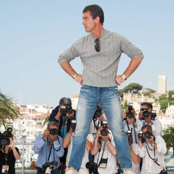 Antonio Banderas conquista el Festival de Cannes