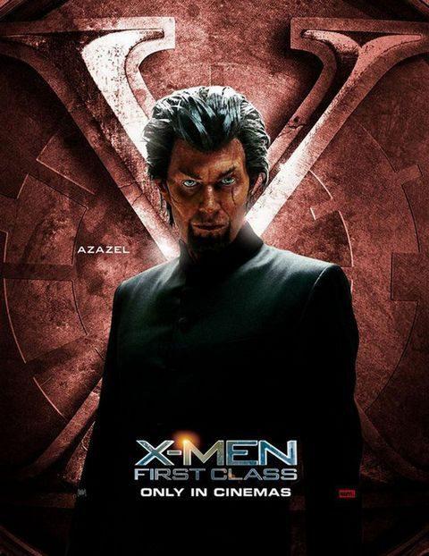 X-Men: Primera generación, fotograma 2 de 40