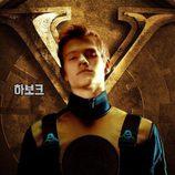 Lucas Till como Havok en 'X-Men: Primera generación'