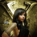 Zoe Kravitz como Angel en 'X-Men: Primera generación'