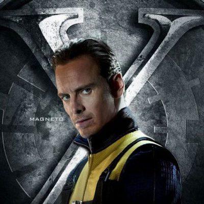 Michael Fassbender como Magneto en 'X-Men: Primera generación'