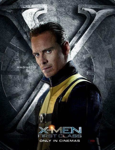 X-Men: Primera generación, fotograma 3 de 40