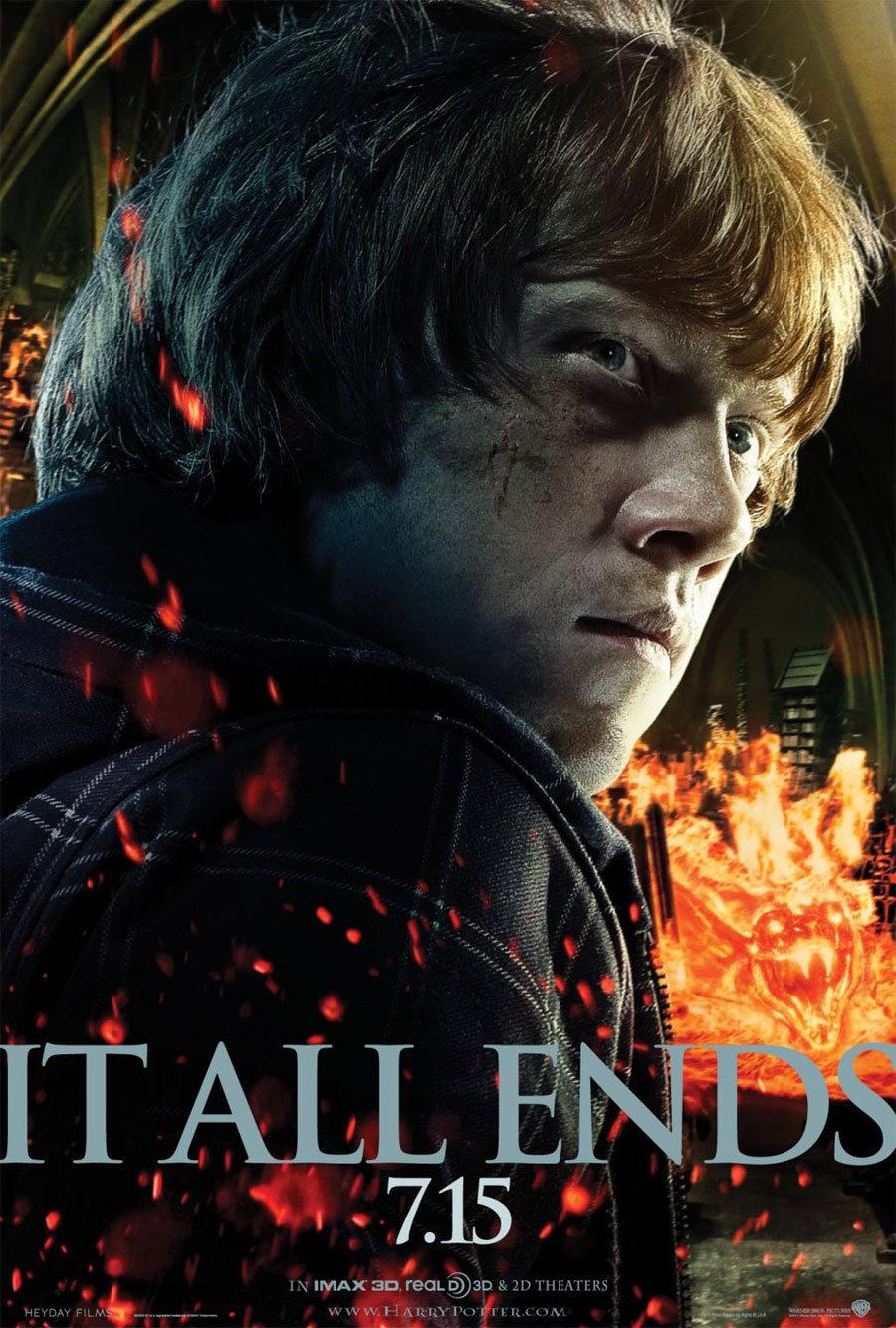Harry Potter y las reliquias de la muerte: parte 2, fotograma 6 de 108
