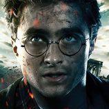 Daniel Radcliffe es Harry Potter en 'Harry Potter y las reliquias de la muerte: Parte 2'