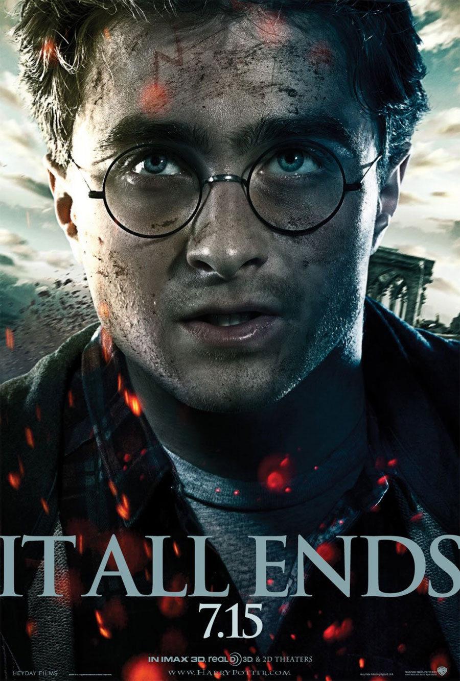 Harry Potter y las reliquias de la muerte: parte 2, fotograma 5 de 108