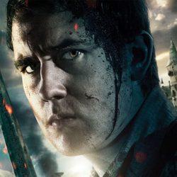 Matthew Lewis es Neville Longbottom en 'Harry Potter y las reliquias de la muerte: Parte 2'