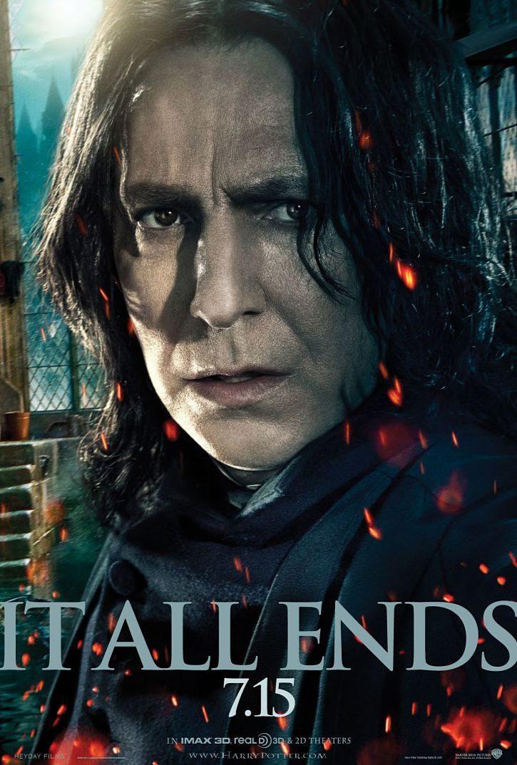 Harry Potter y las reliquias de la muerte: parte 2, fotograma 3 de 108