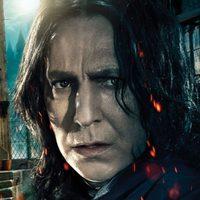 Alan Rickman es Severus Snape en 'Harry Potter y las reliquias de la muerte: Parte 2'