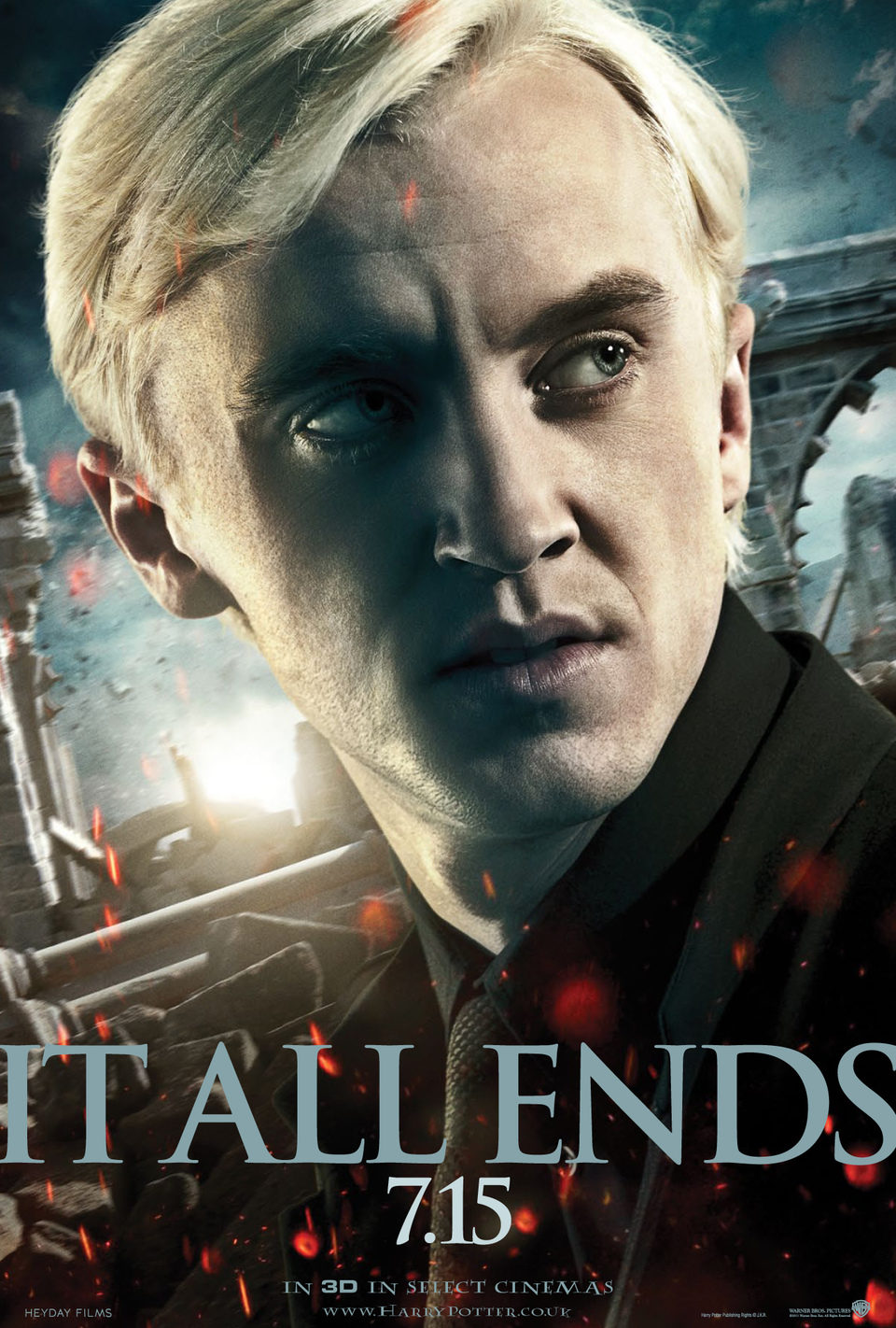 Harry Potter y las reliquias de la muerte: parte 2, fotograma 1 de 108