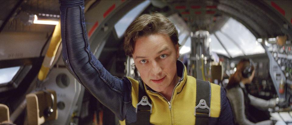 X-Men: Primera generación, fotograma 27 de 40