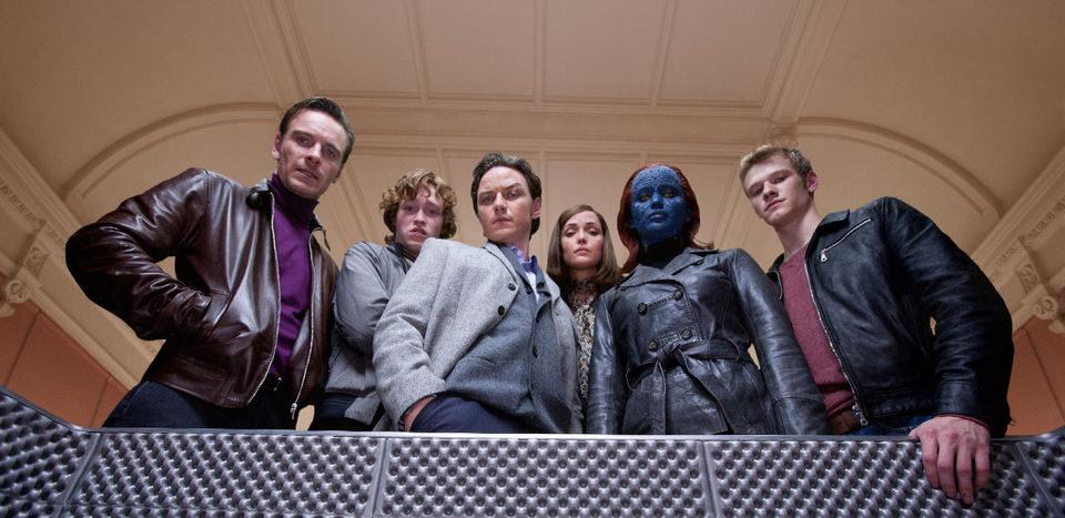 X-Men: Primera generación, fotograma 9 de 40