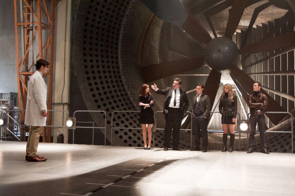 X-Men: Primera generación, fotograma 39 de 40