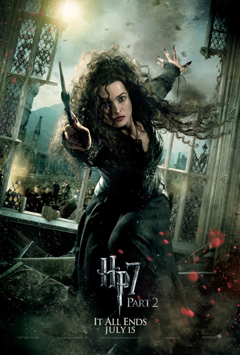 Harry Potter y las reliquias de la muerte: parte 2, fotograma 18 de 108