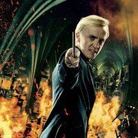 Banner de Draco de 'Harry Potter y las reliquias de la muerte: Parte 2'