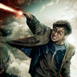 Banner de Harry de 'Harry Potter y las reliquias de la muerte: Parte 2'