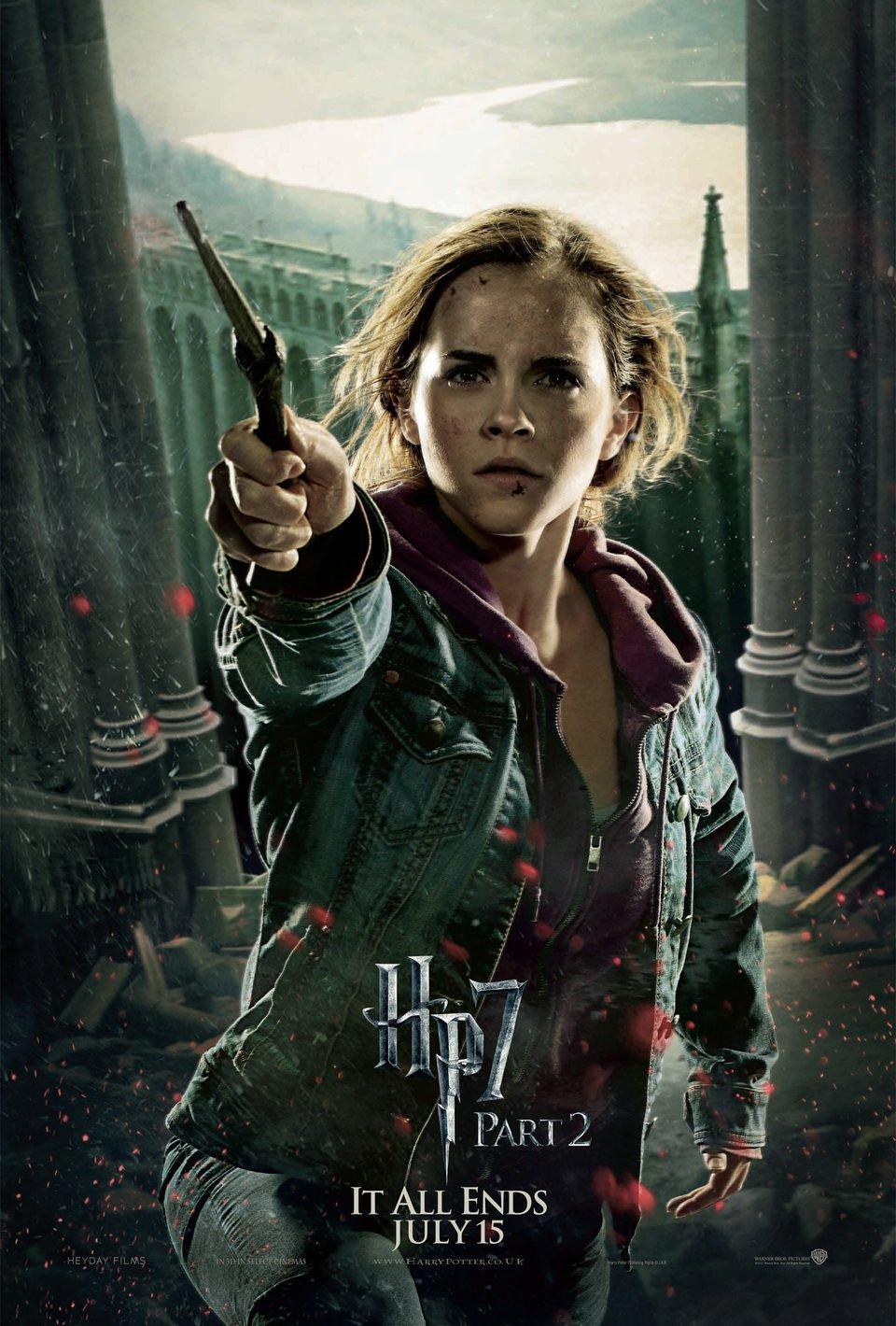 Harry Potter y las reliquias de la muerte: parte 2, fotograma 14 de 108