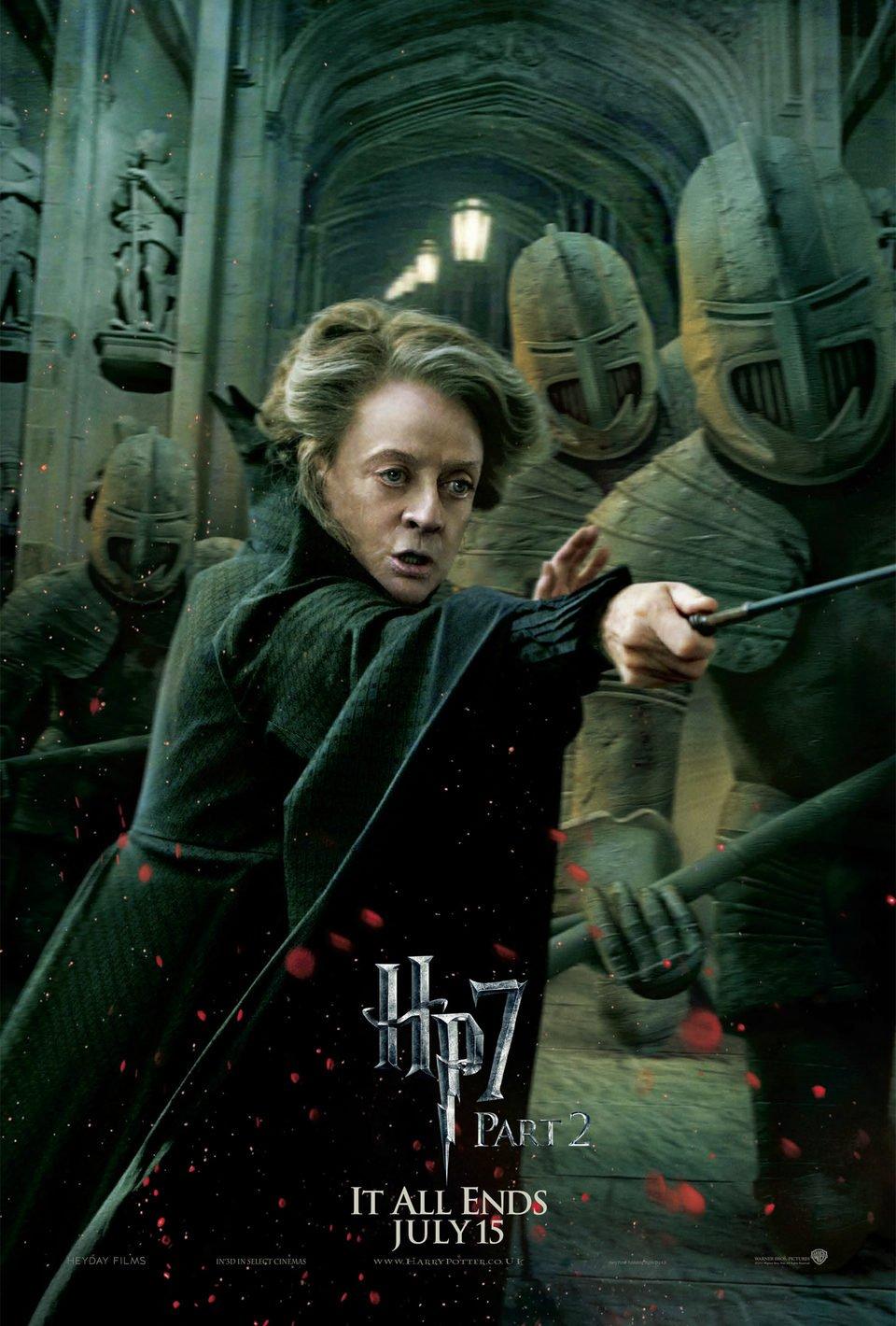 Harry Potter y las reliquias de la muerte: parte 2, fotograma 13 de 108