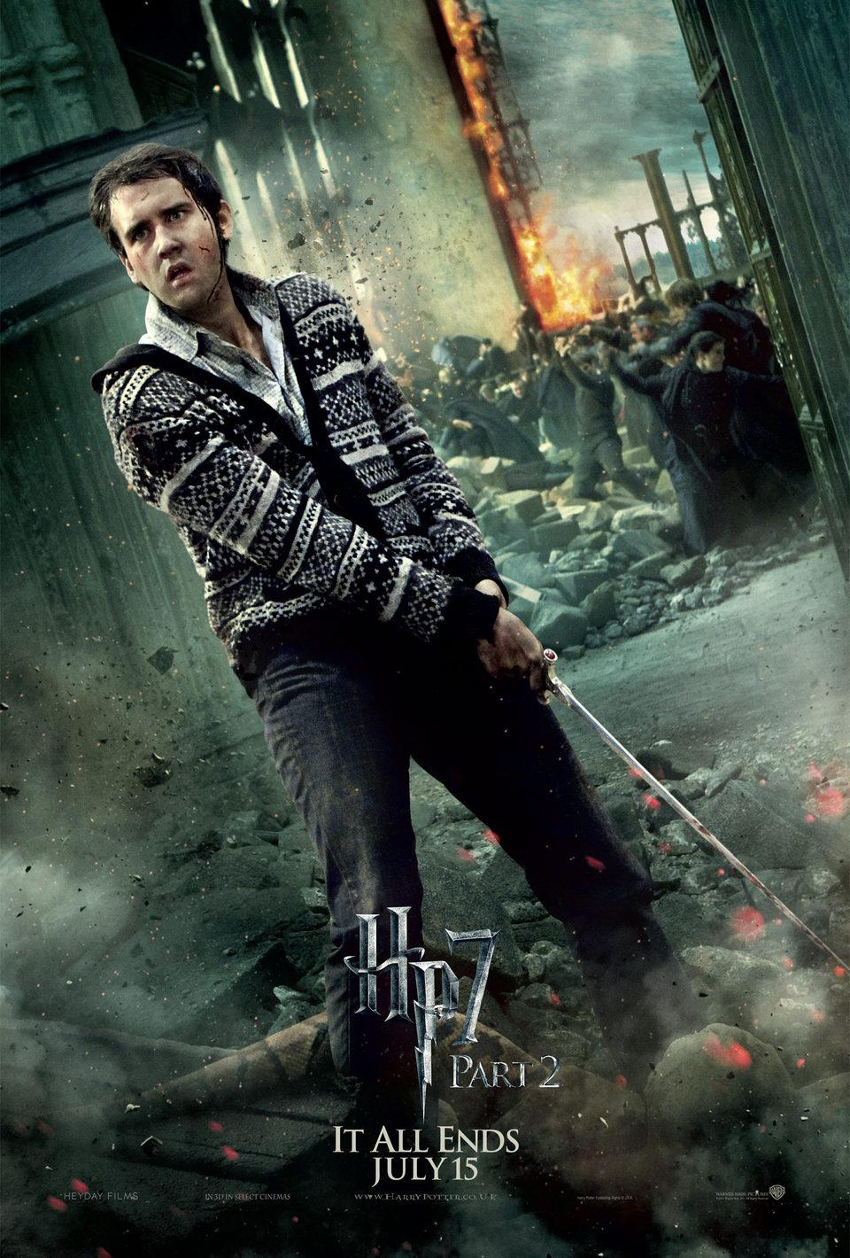 Harry Potter y las reliquias de la muerte: parte 2, fotograma 12 de 108