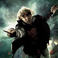 Banner de Ron de 'Harry Potter y las reliquias de la muerte: Parte 2'