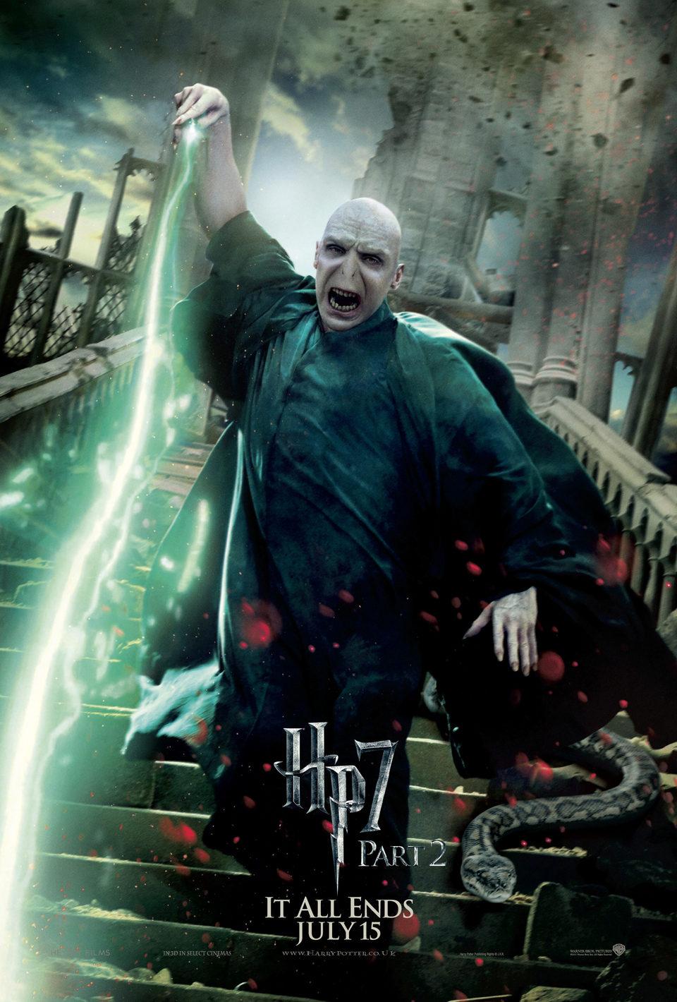 Harry Potter y las reliquias de la muerte: parte 2, fotograma 8 de 108